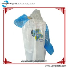 Facotry Price Disposable plastic raincoats