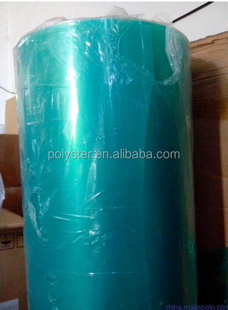 Thin Transparent Glossy PC Rolls for Printing
