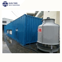 10T Large Container Block Ice Machine