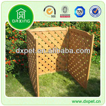 Wooden fence DXGH004