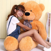 100cm Giant Teddy Bear Plush Toys Stuffed Teddy Cheap Pirce Gifts for Kids Girlfriends Christmas Gifts
