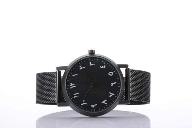 arabic montres simple watches small dial face
