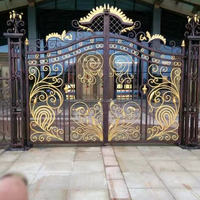 China Shanghai Top Quality Wrought Iron