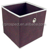 interior decoration Square foldable chest of drawers