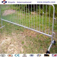 2017 Reasonable price:removable crush fence barricade/event crowd control pedestrian barriers