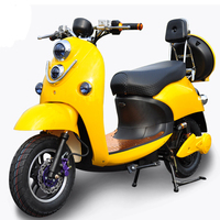 1000W Electric Battery Powered Motorcycle