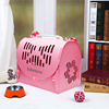plastic outdoor Dog Carrier Bag pet dog house