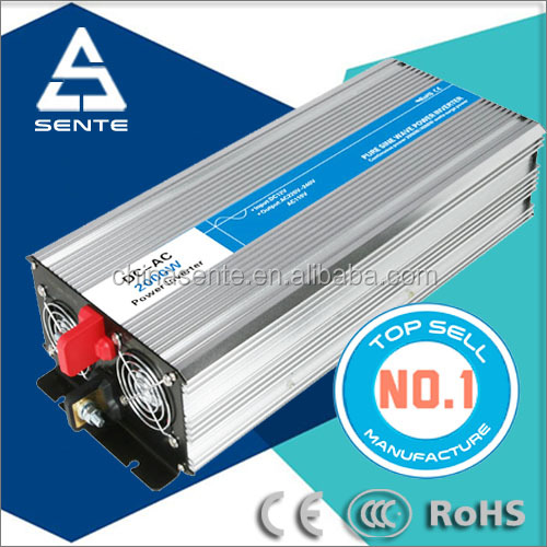 High frequency off grid dc to ac inverter 24v 230v 2000w power inverter