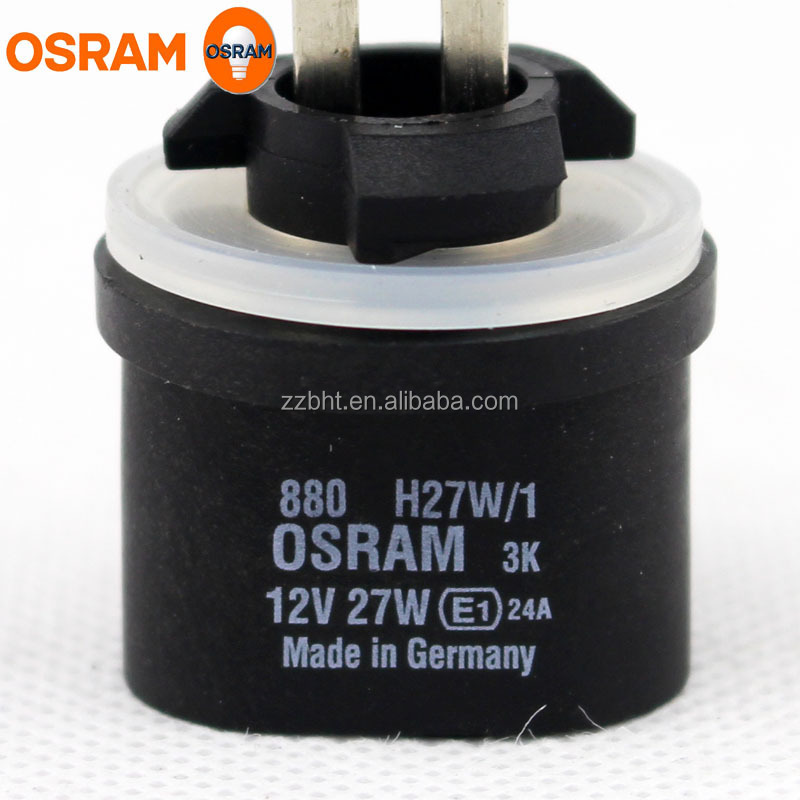 OSRAM Halogen Lamp 880 H27W 12V PGJ13 for Hyundai made in Germany