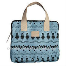 2014 New Beauty Lady Tote Bag for Laptop