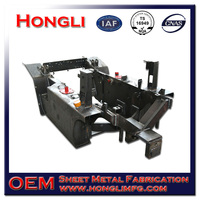 Custom Forklift Steering Parts Fabrication Industry