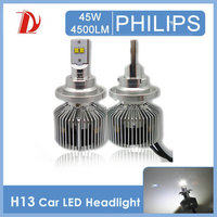 Free Replacement Philip Lumileds LMZ7-RW57 LED H13 Car Headlight