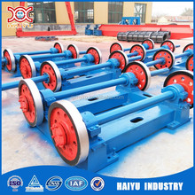 Ethiopia Standard Steel Mold Cement Poles Machine