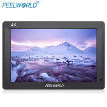 "FEELWORLD 7"" IPS 4k Full HD 1920x1200 dslr monitor to camera home monitoring with hdmi inputs"