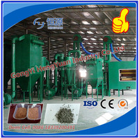 Scrap Aluminum Plastic Recycle Machine Alu PP Separating Machine