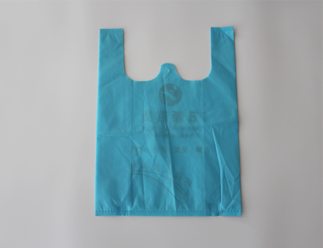 80 90gsm oem image offset printing pp fabric non woven bag