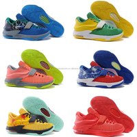 2015 China Factory wholesale cheap sport boot KD basketball shoes for men
