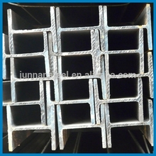 9m Universal Steel H Beams for Fabricated Hollow Building Structure or Machinery Bracket HW