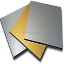 Fireproof wall board/decoration materials aluminum composite panel Price