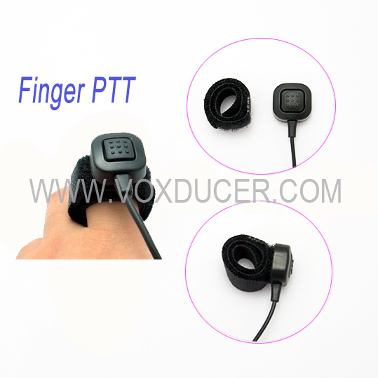 [E1106-M] Bone vibration earphone for Motorola radio CT Series CT150 CT250 CT450 CT450LS