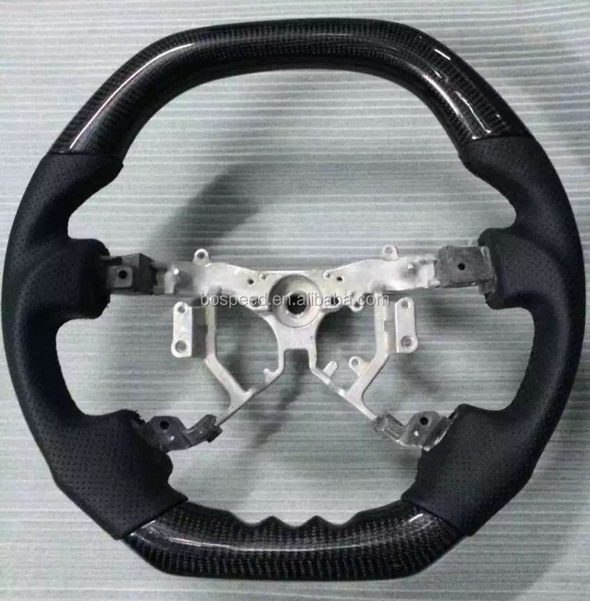 Carbon fiber car steering wheel for TOYOTA REIZ