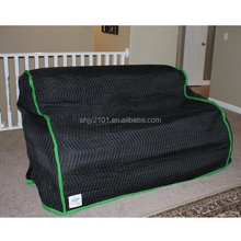 Wholesale cheap softextile polyester moving blanket