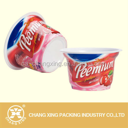 Laminated plastic popsicle packaging pouch bag/ice cream packaging wrapper film