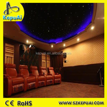 Christmas fiber optic ceiling lights for decoration