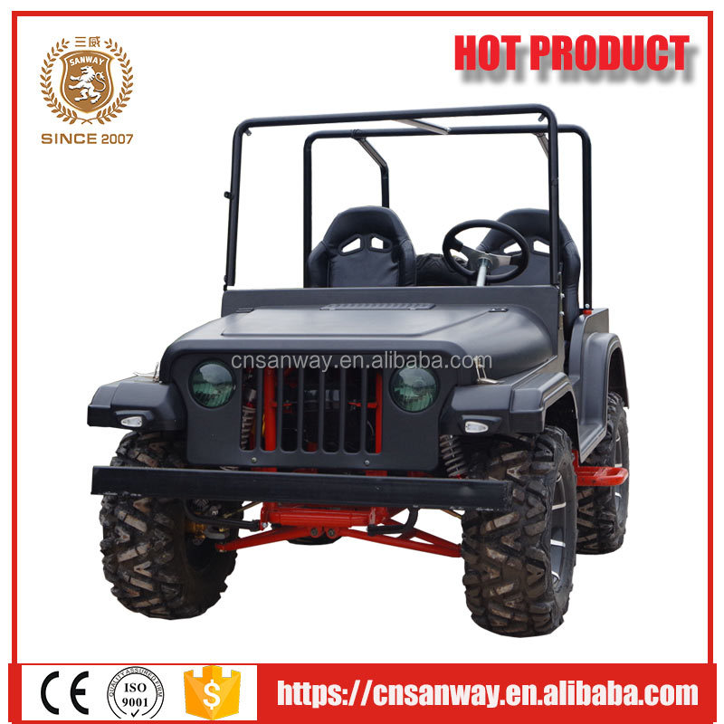 2017 New adult willy Jeep with 150CC and 200CC GY6 engine