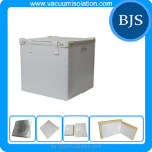 Reusable Insulated Cooler Box for Perishable Food Transport