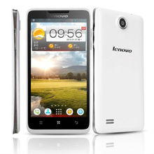 Lenovo A656 5.0 inch 3G Phablet Android 4.2 MTK6589 1.2GHz Quad Core RAM 512MB ROM 4GB 5.0MP Camera Cell Phone