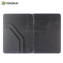 Alibaba china supplier Simple file standing leather folders wholesale file folder