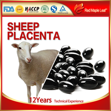 Natural Sheep Placenta Extract Soft Gels, Hard Capsules, Softgels, supplement - Manufacturer, Price, OEM, Private Label