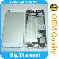 Wholesale best quality for iphone 5 back cover housing,good price