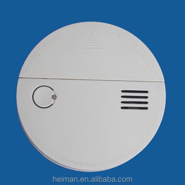 carbon monoxide detector instructions
