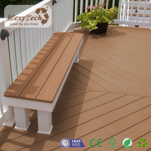 Easy installation outdoor European design WPC decking board for sale