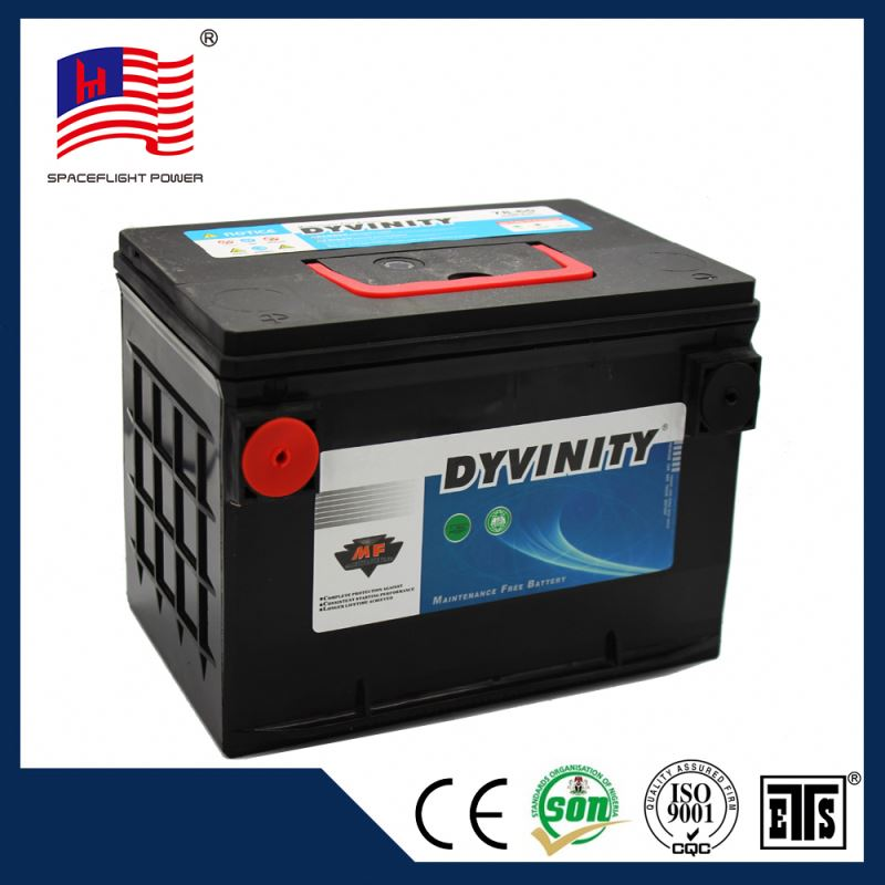 DIN style 78-60 Automobiles car battery sizes