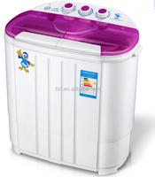 Portable Mini Compact Twin Tub Washing Machine Washer Spin Dryer