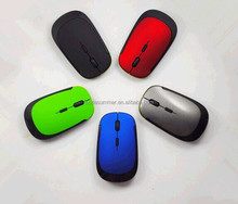 China Factory Hot Selling Colorfull 2.4Ghz Wired PC Optical Gaming Mouse