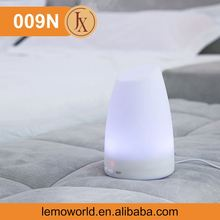 LM-009N 100ml Table Lamp Colorful LED Night Light Ultrasonic Air Humidifier Aroma Essential Oil Diffuser