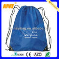 210d polyester drawstring backpack(NV-DS051)