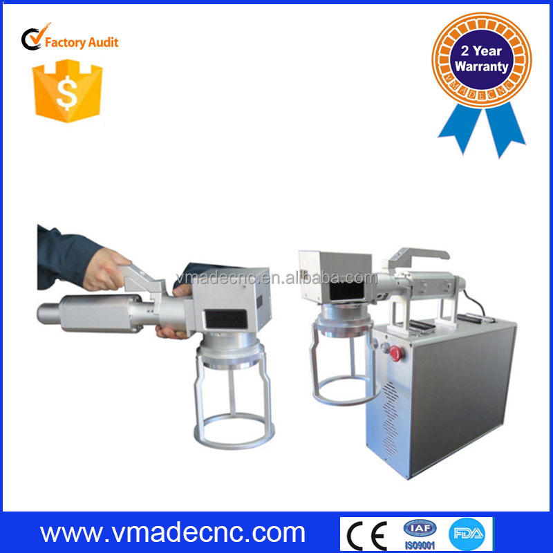 for jewellery/gold/sliver marking and engraving 10w 20w /30w Fiber laser marking machine/China alibaba hot sale