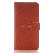 For huawei p9 plus leather stand case, classic wallet leather pouch phone case for huawei p9 plus