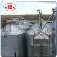 Soybean used grain silos for sale