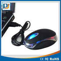 Cheapest 3D LED Optical Wheel Wired Mouse