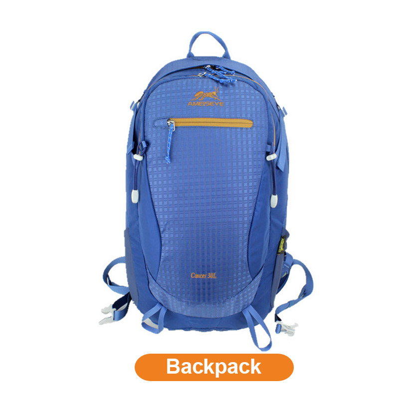 MY3001 30 Liter Hiking Backpacks Ultra Lightweight for Hiking Cycling Sports Daypack