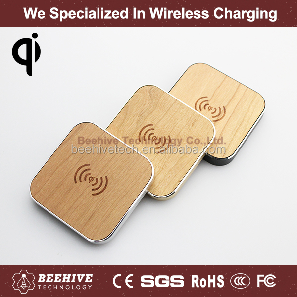 Factory Price QI Wireless Charger for Mobile Phone With High Quality