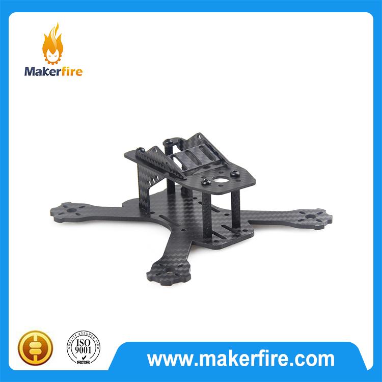 130mm Carbon frame--Makefire 4