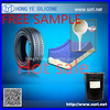 New Tyre Molding Rubber for Steel Tyre Molds Making