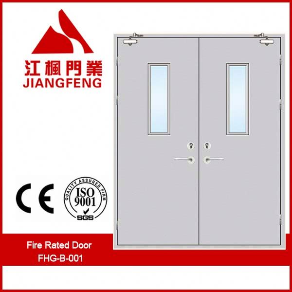 Fancy Customized 60 min steel fireproof door